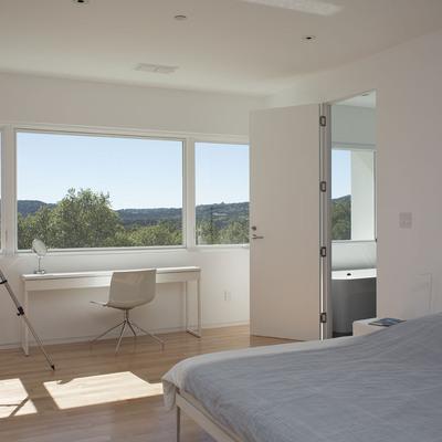 Casa Verde: una vivienda que disfruta del paisaje adaptándose a él