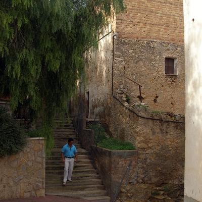 Casa vieja de El Catllar