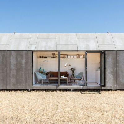 5 casas prefabricadas pequeñas y fáciles de montar