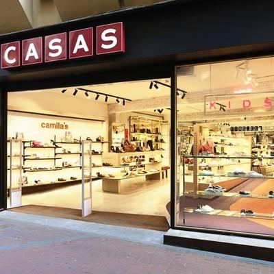Casas shoeshop terrassa