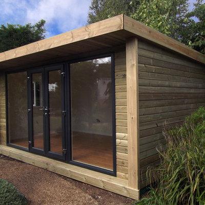 como hacer una caseta de jardin dise os arquitect nicos
