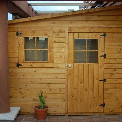 Caseta de madera de 2.70x1.40 m. - Madrid