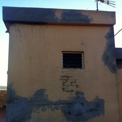 Casetones terminados de ALBAÑILERÍA