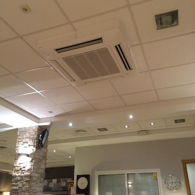 Climatización de tienda en Coslada, Madrid