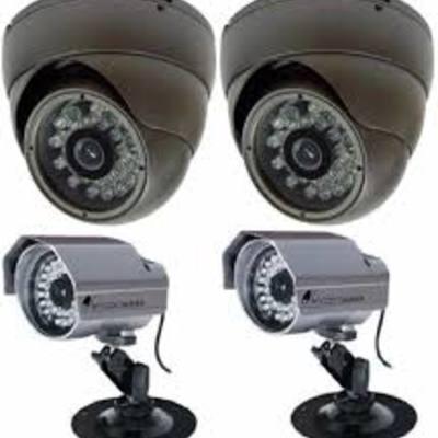 CCTV en comunidad de vecinos