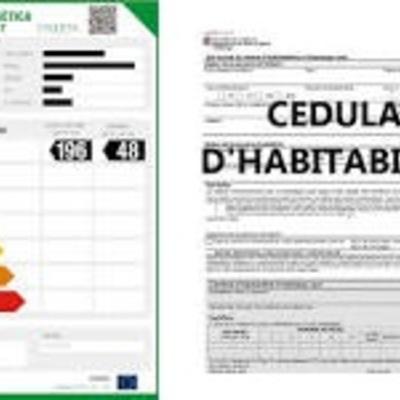 Cédulas de Habitabilidad Girona