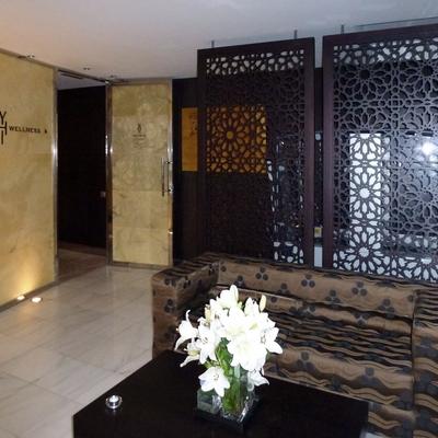 Ideas de separador de ambientes para inspirarte habitissimo for Celosias para interiores