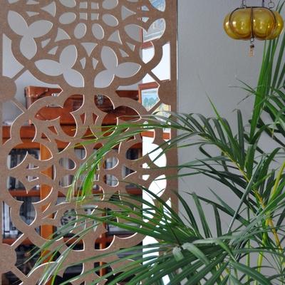 Celosías Separación Ambiente Salón Apartamento Madrid