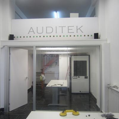 Apertura de Actividad de Centro auditivo Auditek
