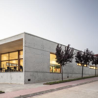 CENTRO DE DIA Y HOGAR DE ANCIANOS DE BLANCAFORT