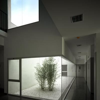 Proyecto de Arquitectura De Un Centro de Formación En Hotelería y Hostelería