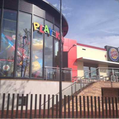 Burger King de Guadalajara. Aguas Vivas