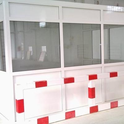 Cerramiento Aluminio y Vidrio