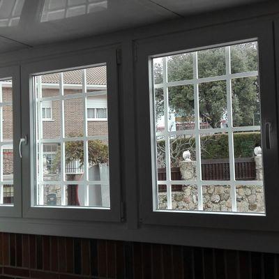 Problema: Condensación de humedad //Solución: Ventanas PVC y vidrios aislantes.