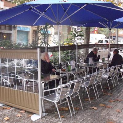 Cerramientos Terrazas Restaurante O Bares