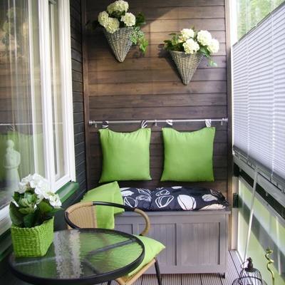 Cómo proteger tu balcón de las miradas