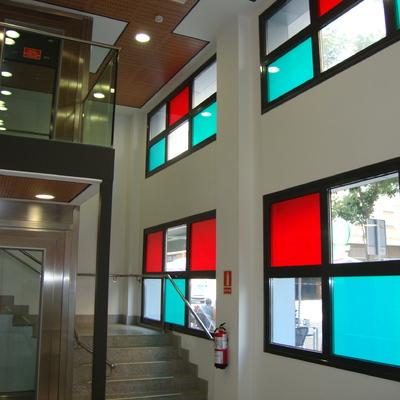 Certificado Energético edificio oficinas INE