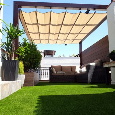 Prepara tu jardín para el buen tiempo: ¿césped natural o artificial?