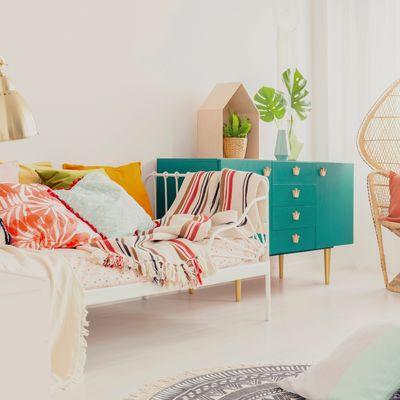 Cómo preparar un dormitorio romántico