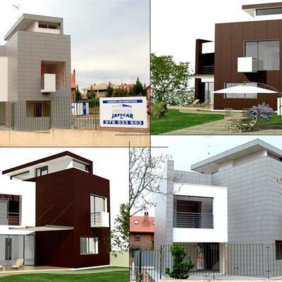 Precio construcci n casas en zaragoza habitissimo - Precio construccion casa ...