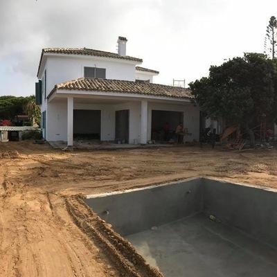 CONSTRUCCIÓN  CHALET VISTAHERMOSA