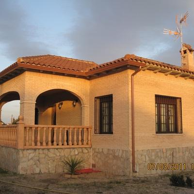 Chalet Escalona