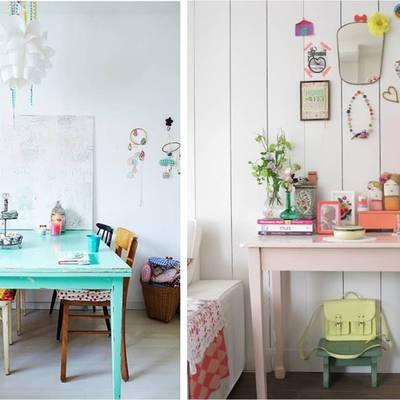 ¡Renueva tus muebles con Chalk Paint!