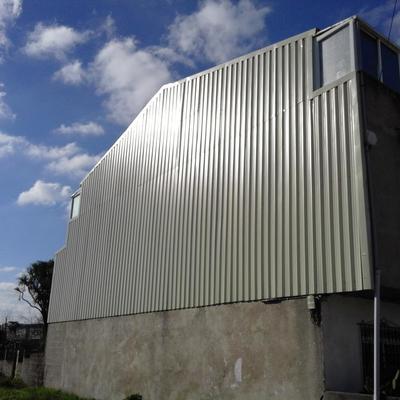 Instalación de chapa en vivienda de Lugo