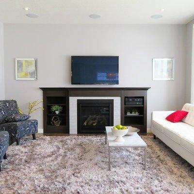 Crea un ambiente hogareño con chimeneas y estufas (y de paso calienta tu hogar)