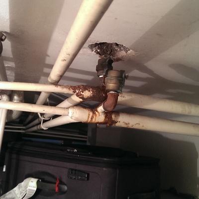 Renovación circuito calefacción