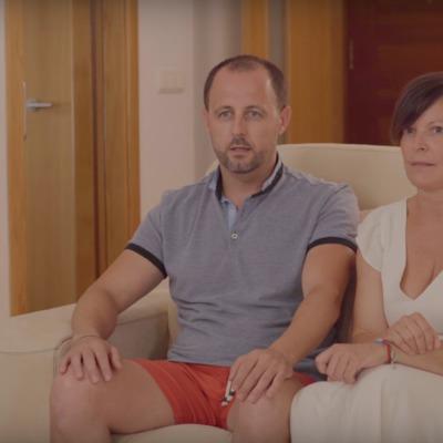 Ramón y Rosa María, de Almería, hablan de sus problemas de humedades por condensación. - Murprotec
