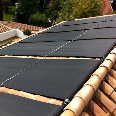 Climatización De Piscina Por Energía Solar