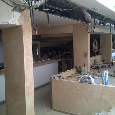 Reforma integral y equipamiento Restaurante en Paseo Marítimo de Palma
