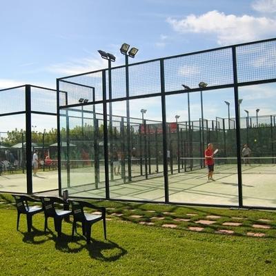 El Club de Tennis Urgell de Lleida renueva sus instalaciones con nuestras saunas finlandesas