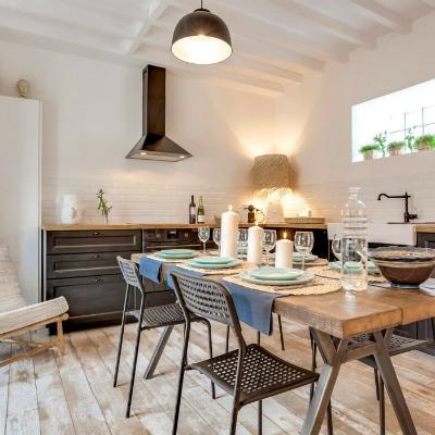 Una encantadora casa en París