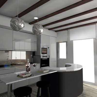 Proyecto decoracion y reforma apartamento