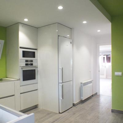 Reforma integral de un piso en Madrid a la medida de los propietarios