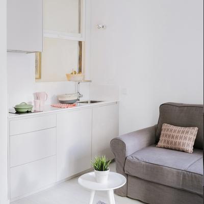 Una vivienda de 25 m2 convertida en hogar
