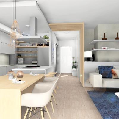 Proyecto interiorismo y reforma integral apartamento