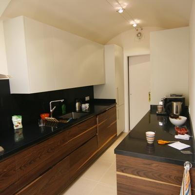 Reforma de vivienda entre medianeras en Costa del Maresme