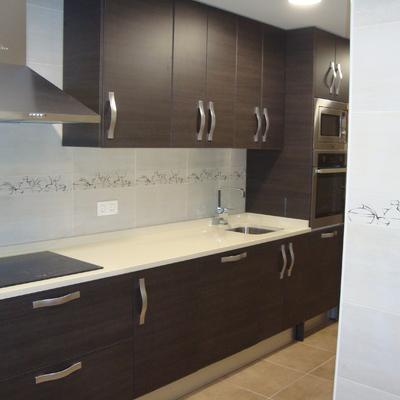 Ideas y Fotos de Muebles Cocina Marrones en Madrid para Inspirarte ...