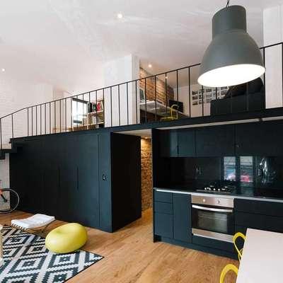 Un loft contemporáneo y con mucho estilo