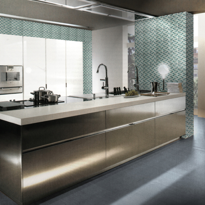 Cómo sacar partido a una cocina sin luz