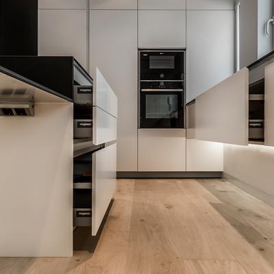 Piso MA13 Madrid: una elegante vivienda de 200m²