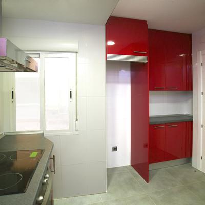 Reforma integral de vivienda en calle Canillas de Madrid