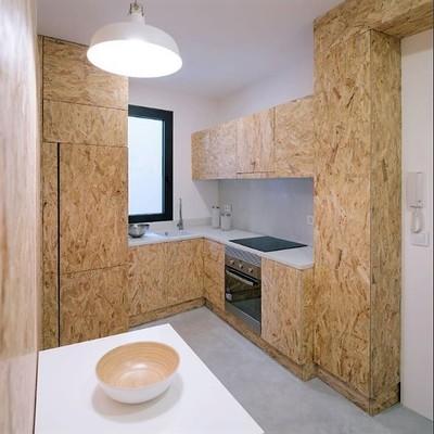 Ideas y fotos de muebles cocina osb para inspirarte habitissimo - Muebles de cocina gratis ...