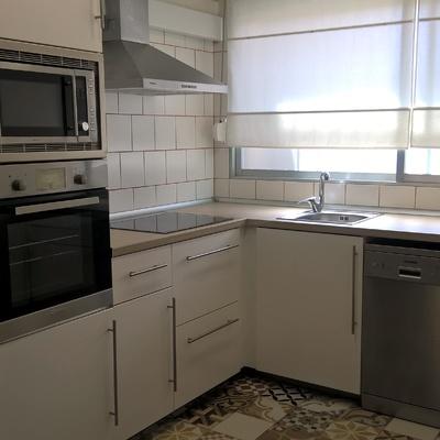 Reforma Low Cost apartamento de playa.