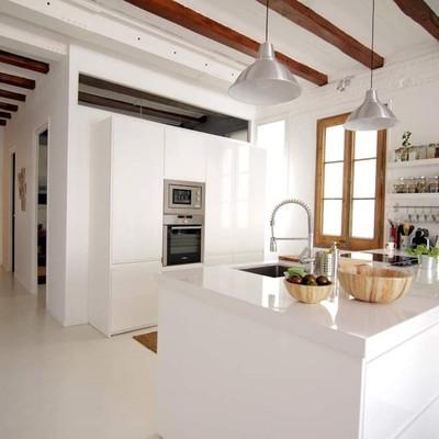 El apartamento más popular de Airbnb en Barcelona