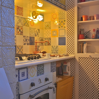 Rehabilitación de vivienda en Moscú