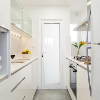 Ideas y fotos de cambiar puertas aluminio para inspirarte - Cambiar puertas cocina ...